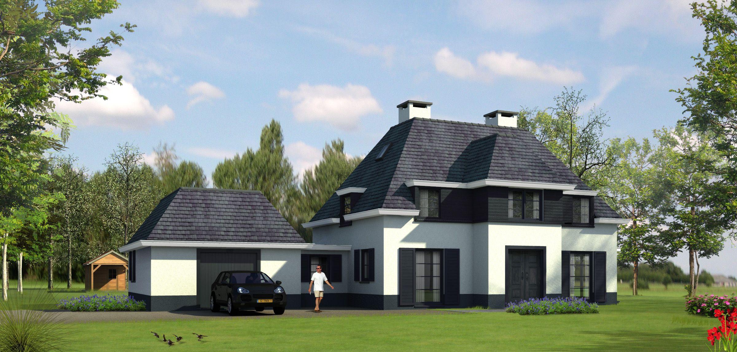 landelijke woning nieuwbouw - Google zoeken | Archy | Pinterest ...