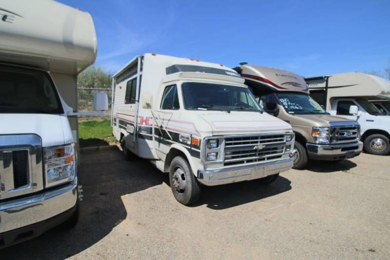 1987 Chev Honey Chev Honey 21 For Sale Akron Oh Rvt Com Classifieds Camping World Rv Sales Rv For Sale Camping In North Carolina