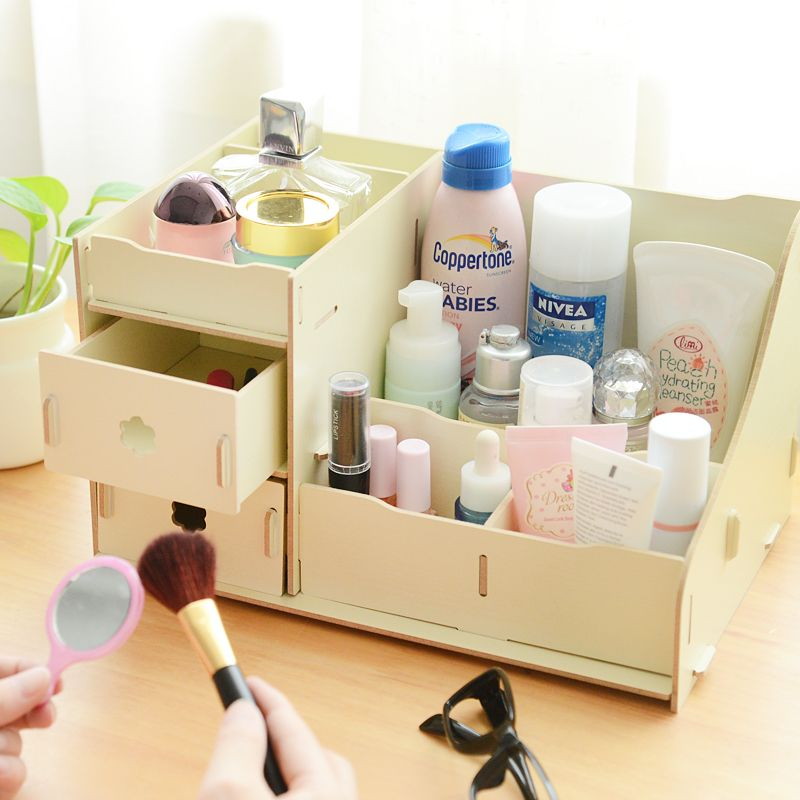 Pin De Lily Hong En Vanity Table Idea Storage Cabinet