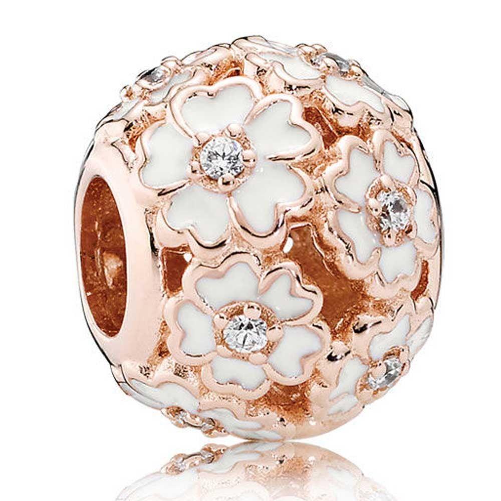 rose gold pandora charms sale