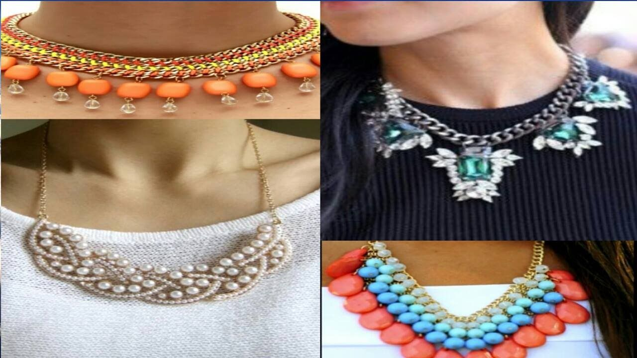430fffee2d98 collares de moda