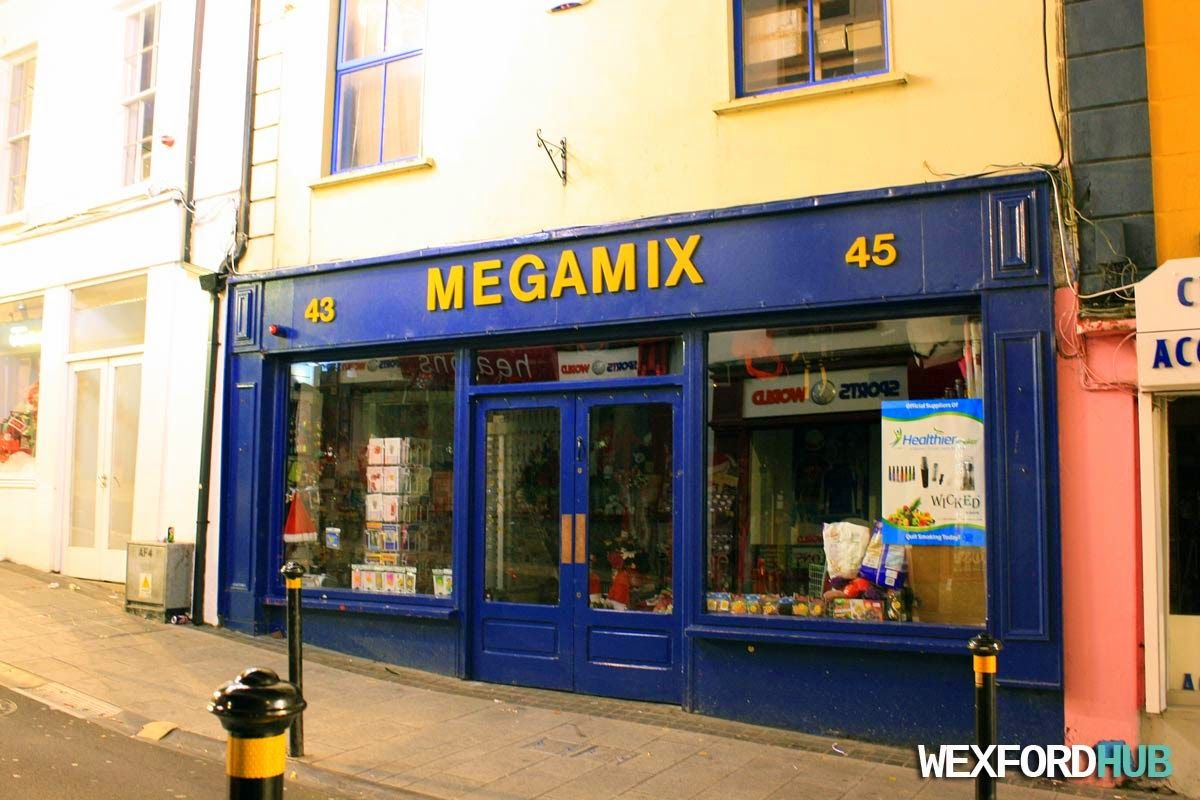 Megamix, Wexford Wexford, County wexford, Discount stores