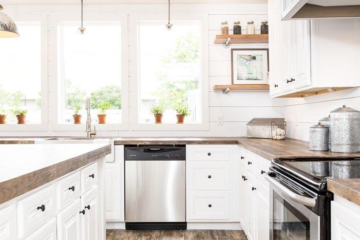 Lulamae farmhouse kitchen, gorgeous mobile home | Mobile Home ...