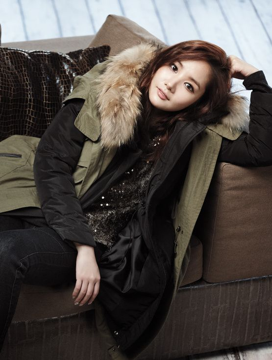 Park Min Young. One of the most beautiful actresses I have ever seen.