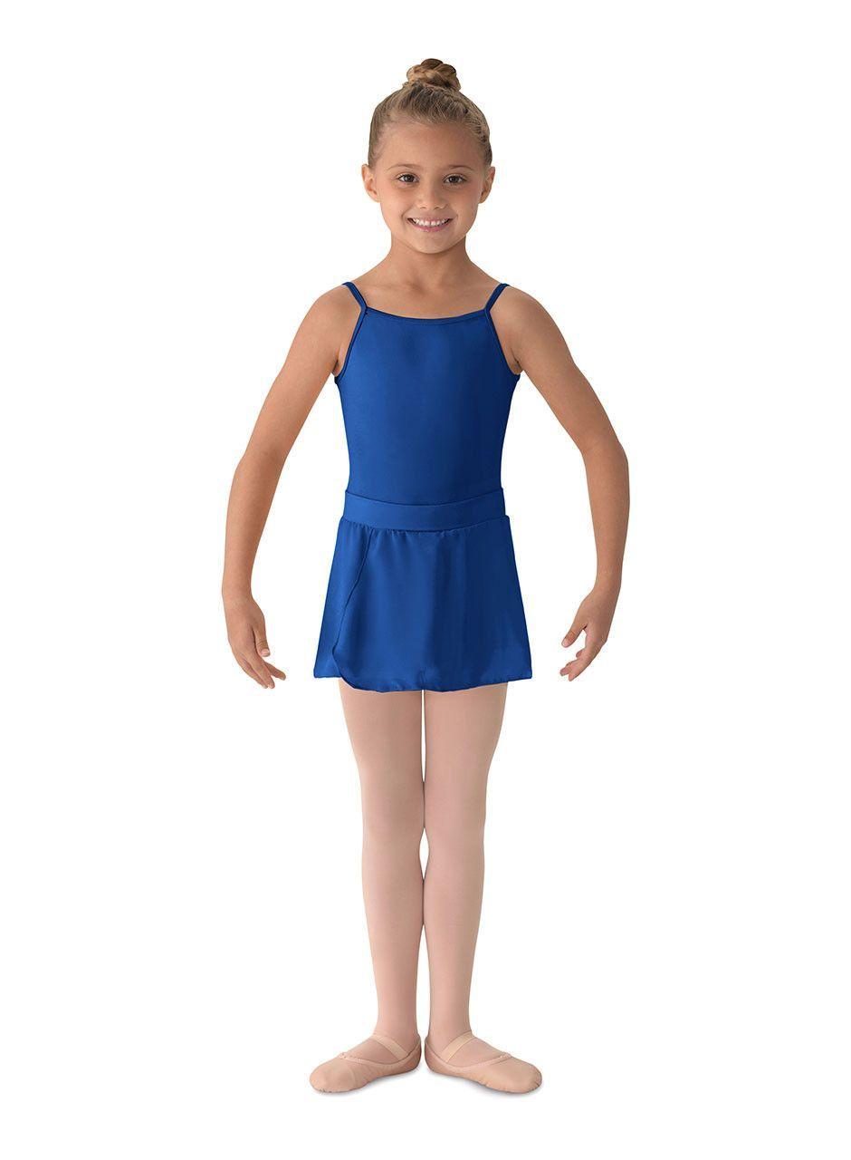 Arshiner Kids Girls Cross Straps Skirted Leotard Ballet Dance Dresses
