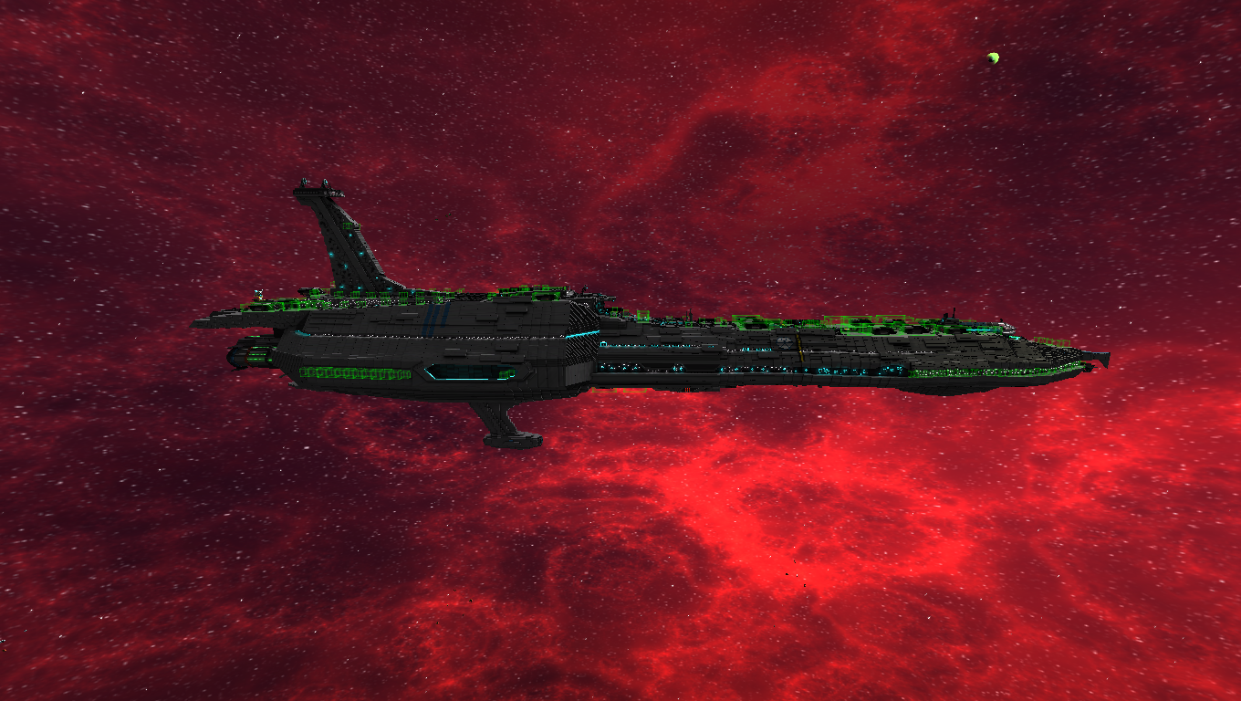 Providence Class Carrier/Destroyer full size! - [Star Wars] Providence Class  Carrier/Destroyer full size.   StarMade Dock   Carriers, Star wars,  Battleship