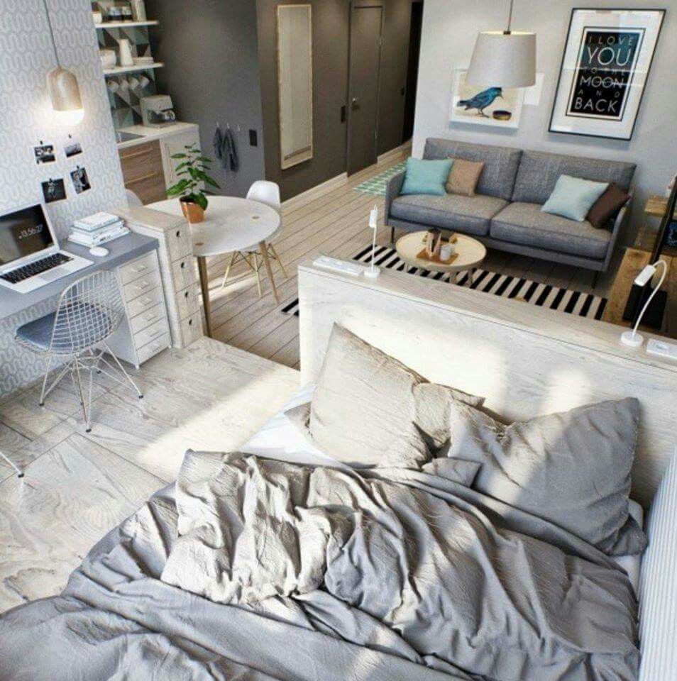 Pin by on 원룸 pinterest apartments studio