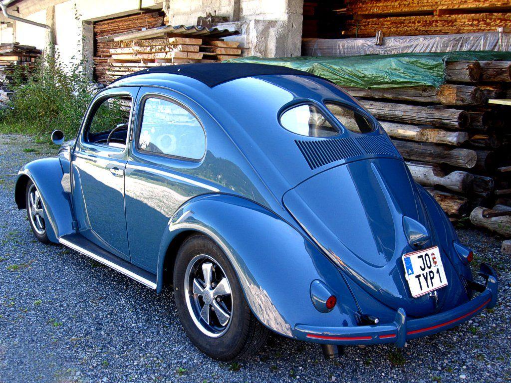 Pin tillagd av heavyg på VW Beetle 1967 or Below Bilar