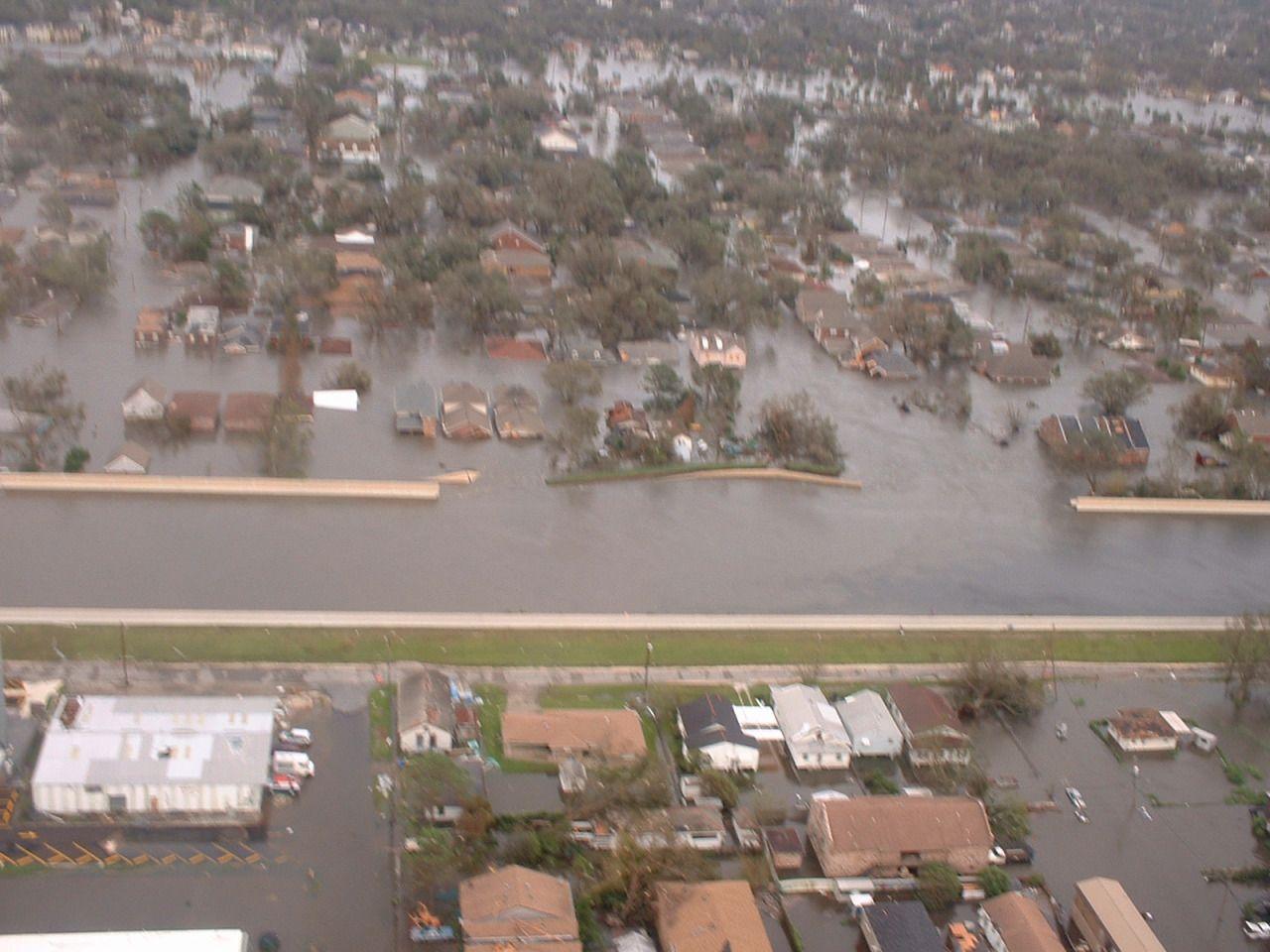 Today S Document Hurricane Katrina New Orleans Hurricane Katrina Levee