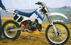 Bob Moore's 1988 works KTM125