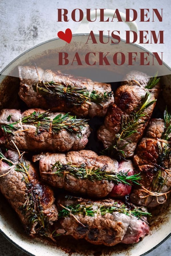 Photo of Recipe for beef roulades filled with speculoos | Cooking makes you happy