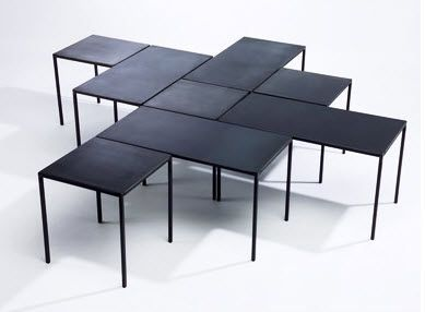 tables caravane mobilier luminaires pinterest. Black Bedroom Furniture Sets. Home Design Ideas