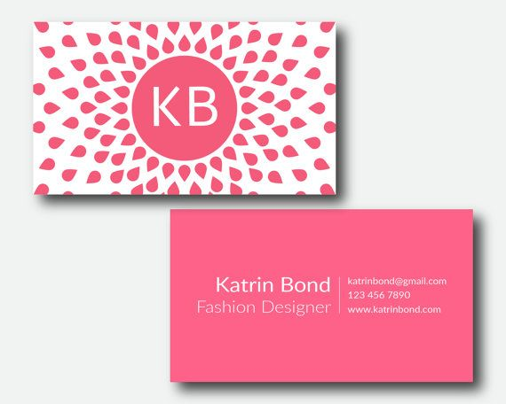 Business card photoshop template pink business cards personal business card photoshop template pink business cards personal business cards custom business cards flashek Gallery