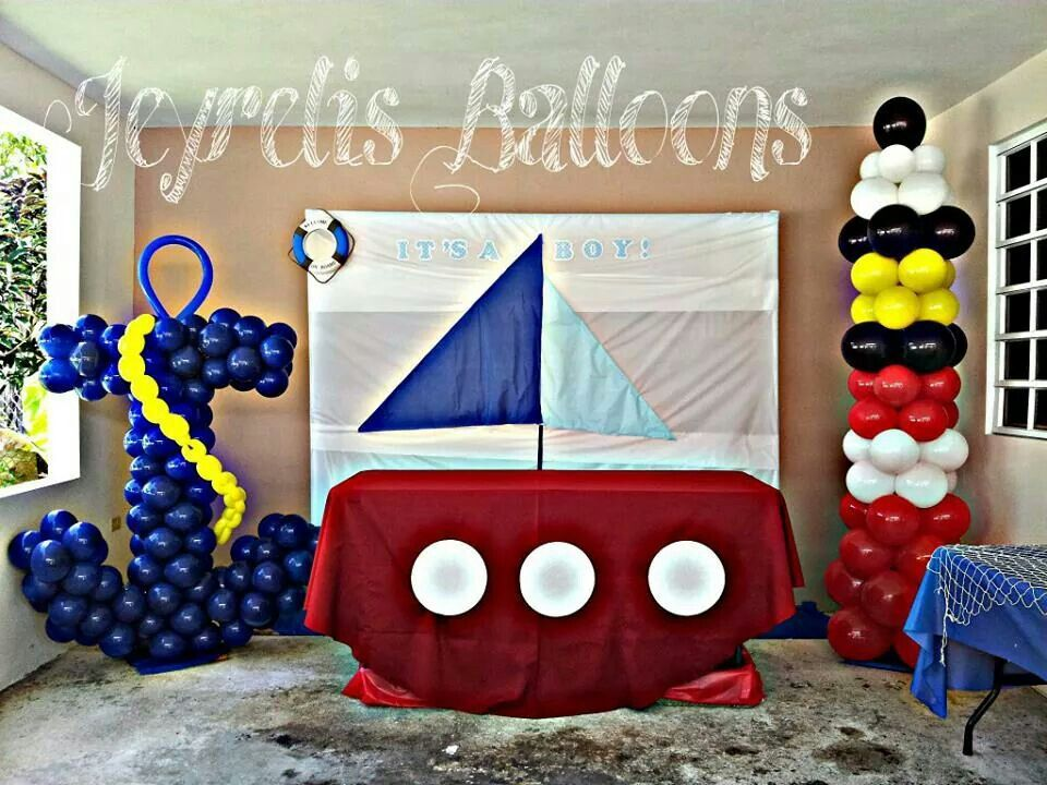 birthday s decorations a party of ahoy decoration pin sailboats it girls pictures little decor nautical