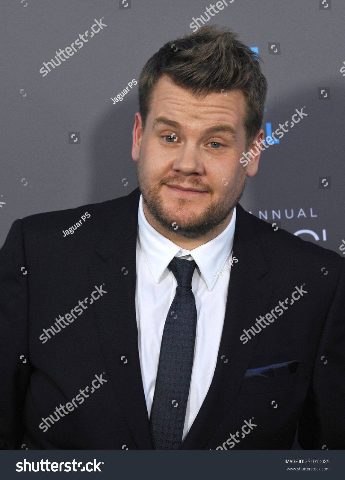 LOS ANGELES, CA - JANUARY 15, 2015: James Corden at the 20th Annual Critics' Choice Movie Awards at the Hollyw #Ad , #Affiliate, #Corden#James#ANGELES#LOS