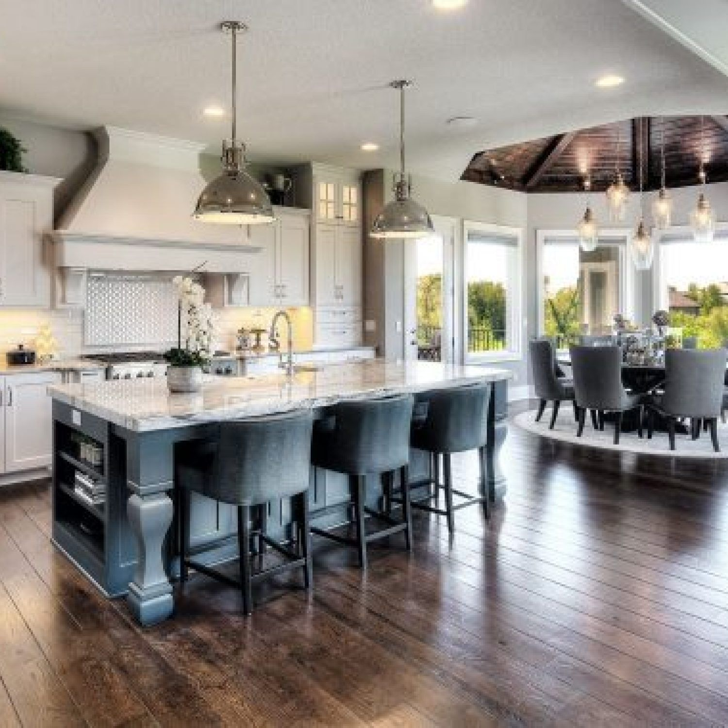 4 the white kitchen design open concept islands pitfall kindledesignhome with images on kitchen remodel with island open concept id=77105