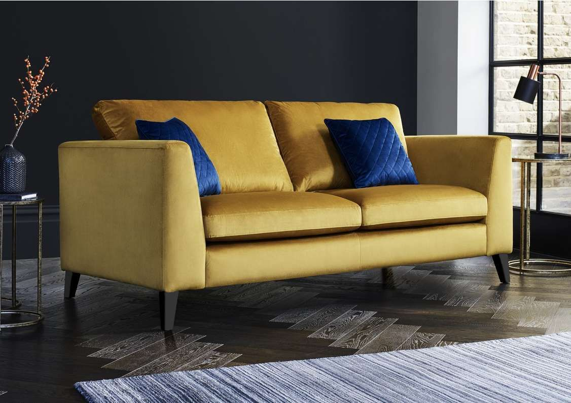 Jewels 2 5 Seater Fabric Sofa Fabric Sofa Furniture Village Furniture