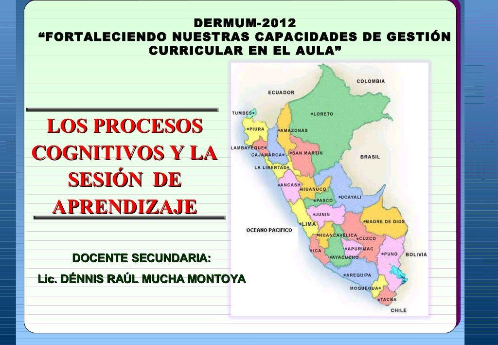 """HUANCAYO-PERÚ-2012                  DERMUM-2012""""FORTALECIENDO NUESTRAS…"""