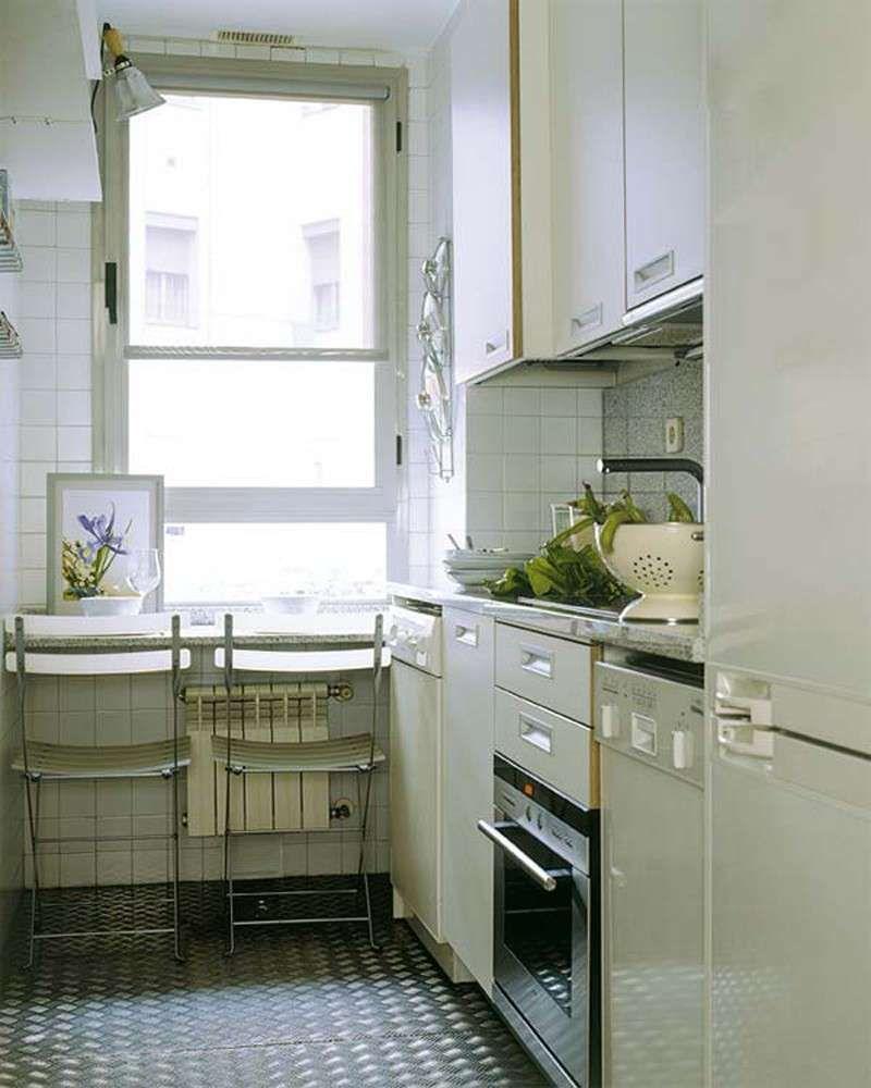 Arredare una cucina piccola e abitabile - Cucina piccola, idee di ...