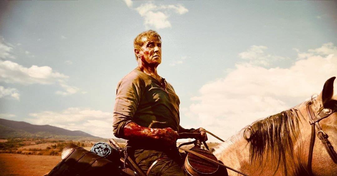 Pin Em Rambo Last Blood 2019
