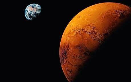 Fakta Menarik Planet Mars
