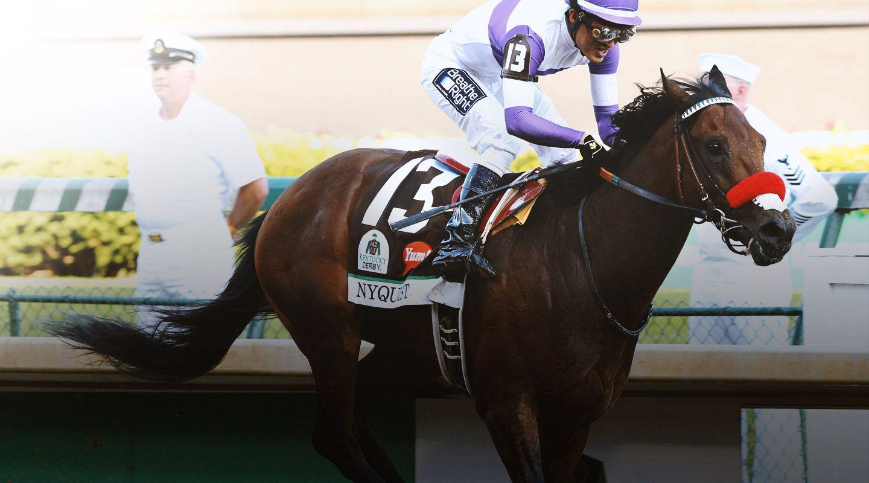 Kentucky Derby Website Kentucky derby, Horses, Race track