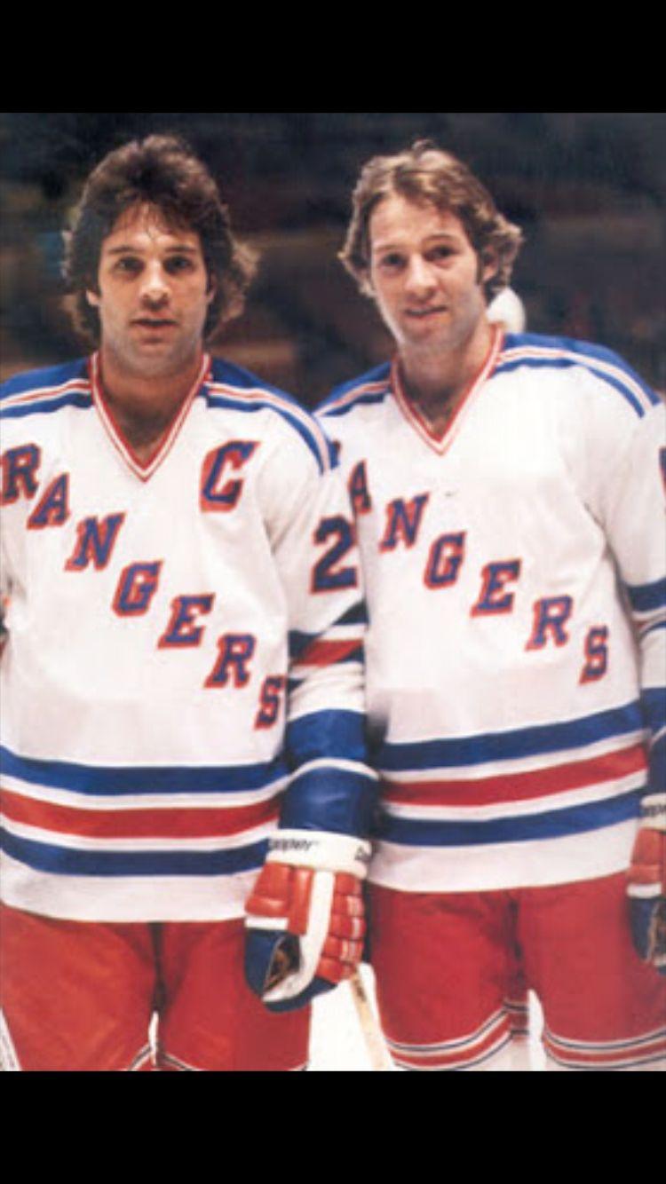 Maloney Brothers New York Rangers Hockey World Sport Hockey