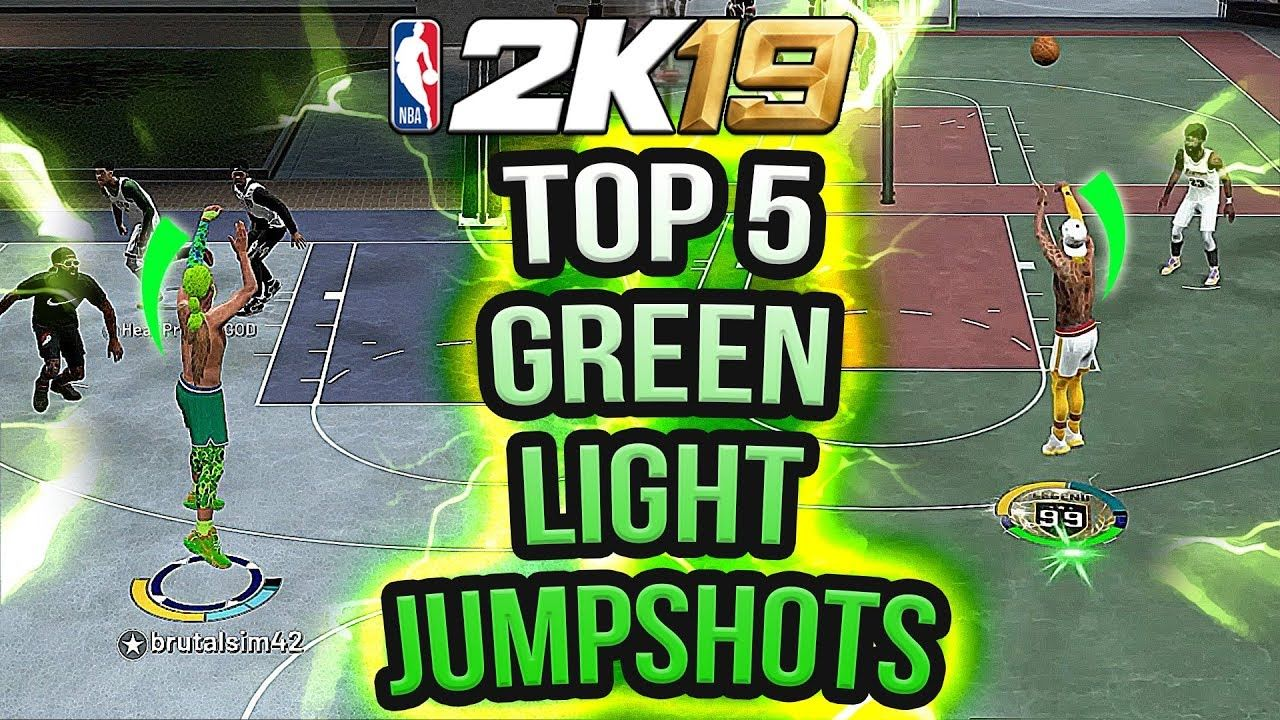 TOP 5 JUMPSHOTS IN NBA 2K19 | Gaming | Nba, Music do, Games