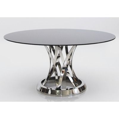 Modern Dining Tables Dining Table Glass Round Dining Table