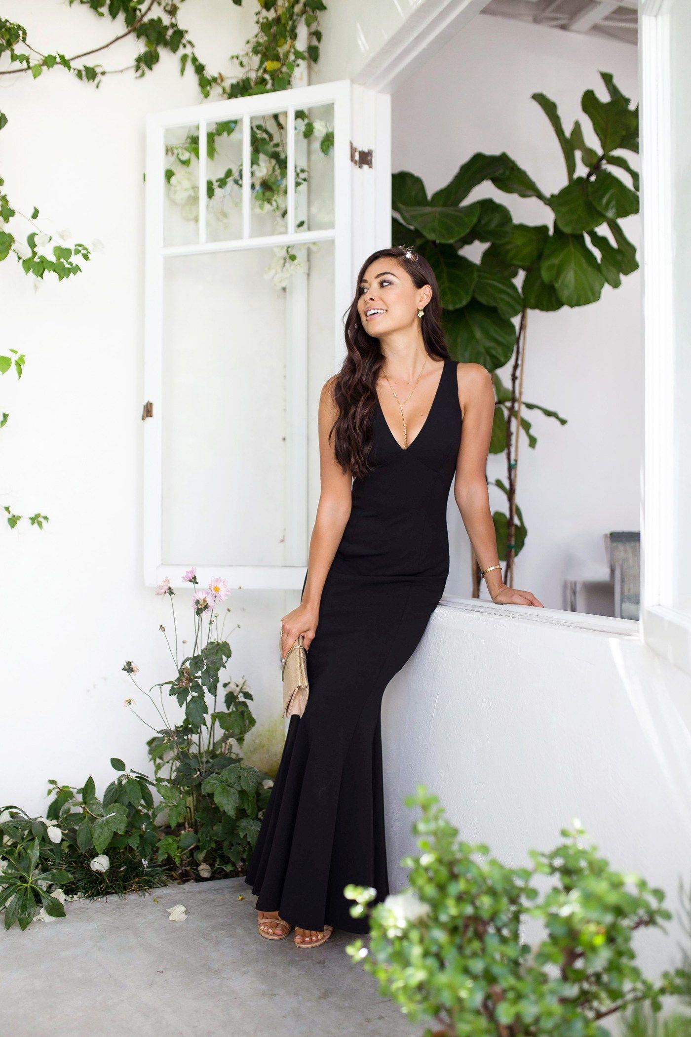 A black tie wedding style inspiration pinterest wedding black