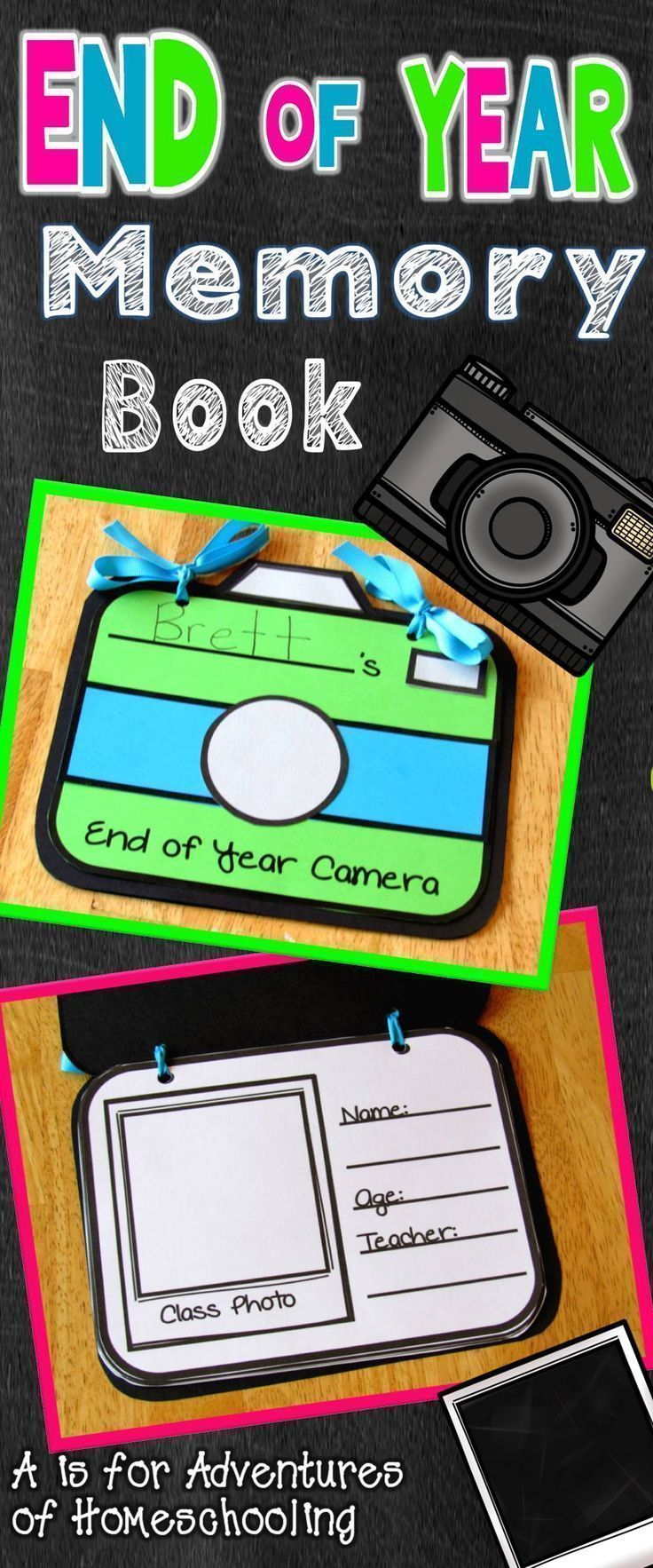 End of Year Memory Book | Kind