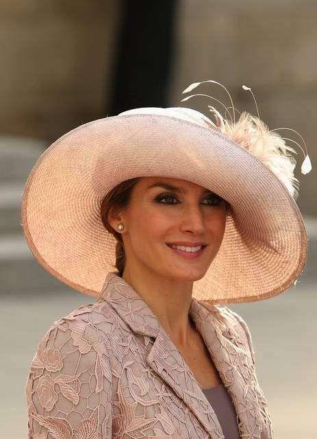 bellissimo aspetto codice promozionale pacchetto alla moda e attraente Cappelli da cerimonia - Letizia Ortiz, cappello rosa ...