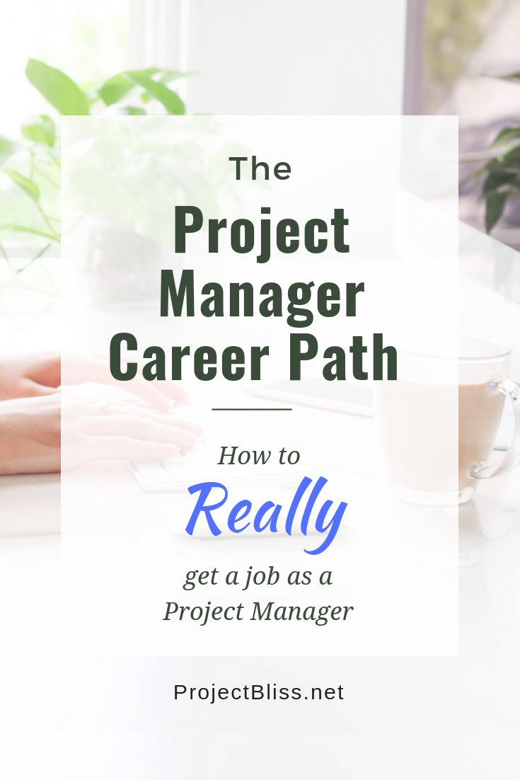 Project Manager Career Path Project management, Career
