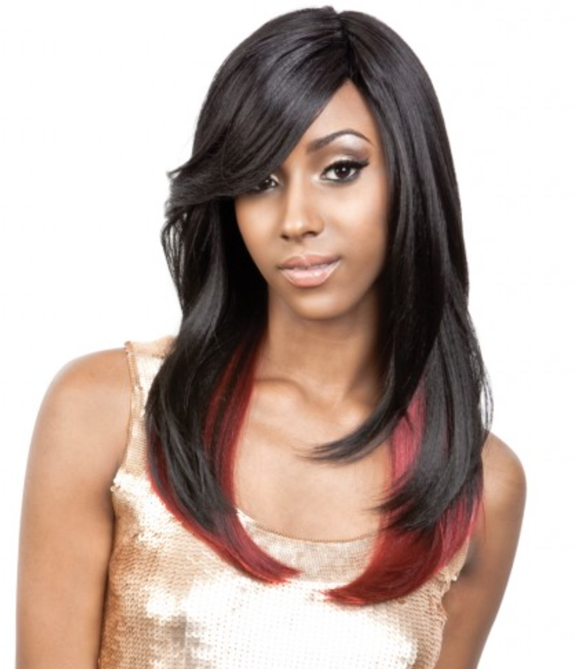 Isis red carpet nominee wig nw wig and red carpet