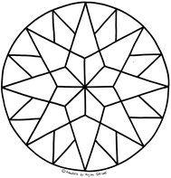Mandala 10 Ausmalbilder Vorlage Mandalas Zum Ausdrucken Kinder