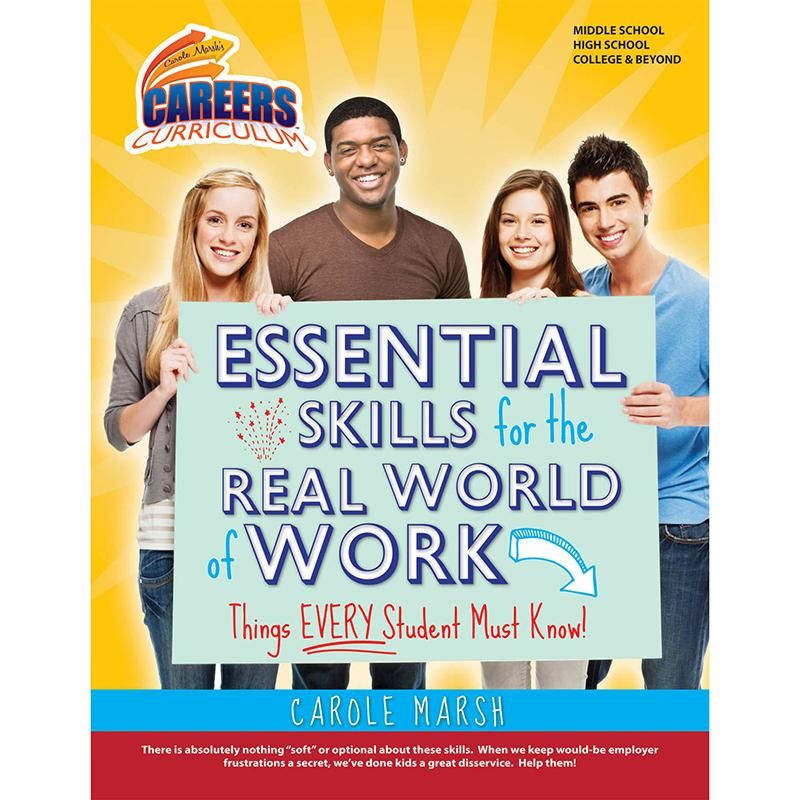 Careers curriculum essential skills online education