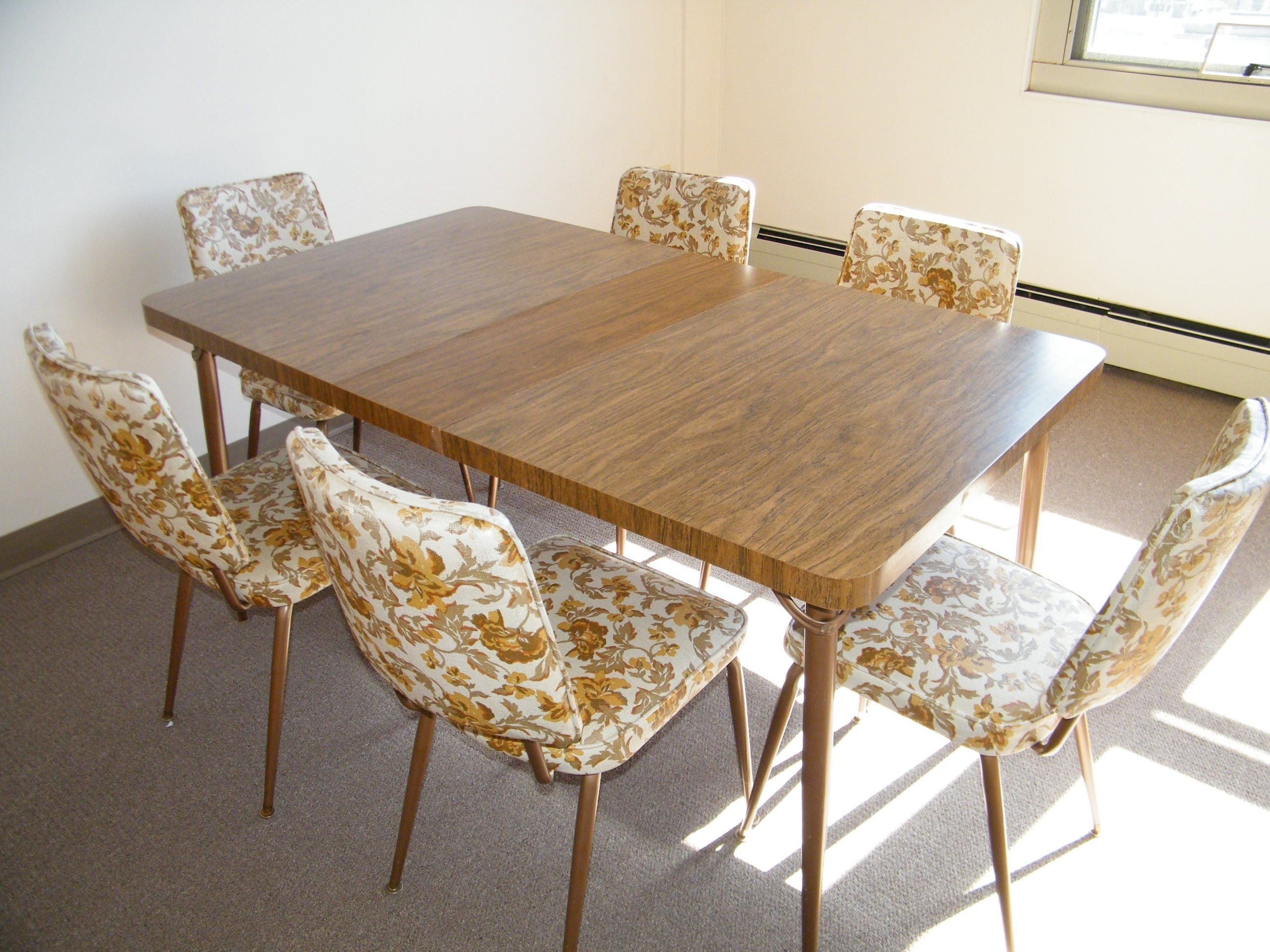 1960s Formica Kitchen Table And Chairs | http://sodakaustica.com ...