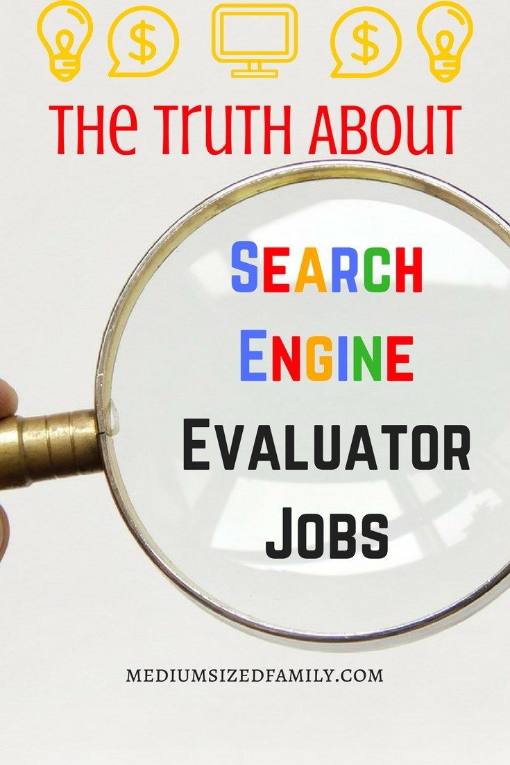 Work from home as a search engine evaluator. This post will give you the whole truth about what the job is really like.