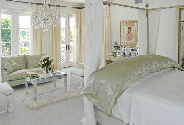 Lisa Vanderpump Rhobh Home Mirrored Furniture