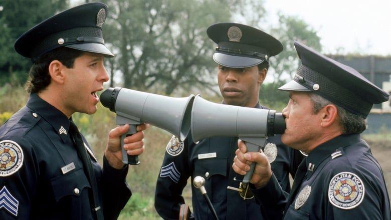 Guardare Scuola Di Polizia 4 Cittadini In Guardia 1987 Streaming Ita Cb01 Film Completo Cinema Guarda Scuola Di Polizia Polizia Film Completi Crimine
