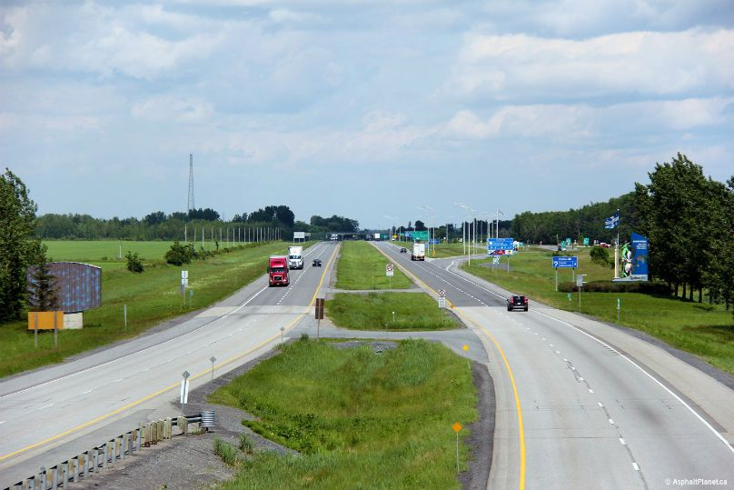 Ontario Opens New Section of Highway in Durham Region