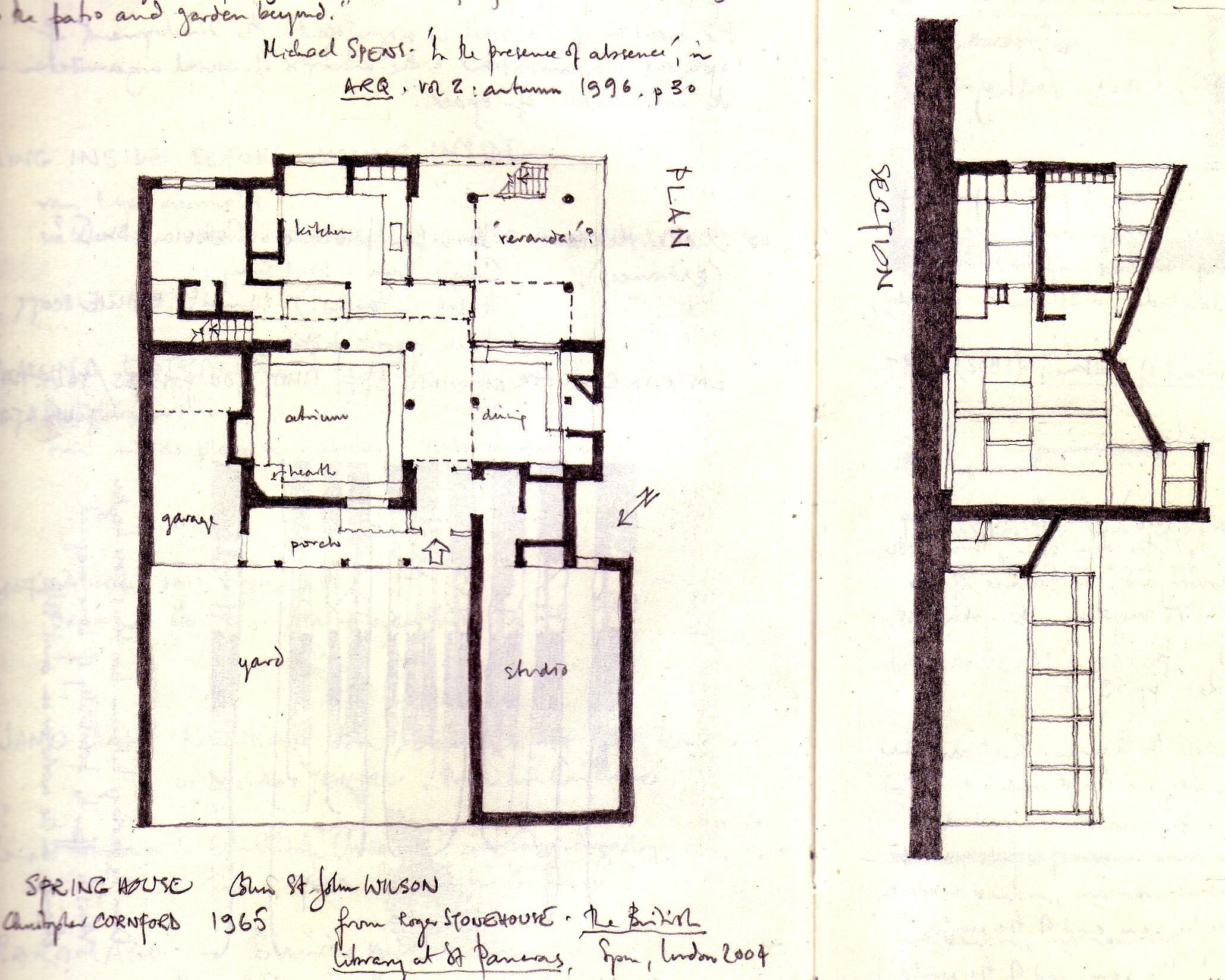 Simple Architectural Drawings