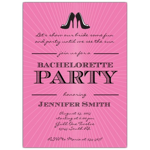 Girls Night Invitation Wording – Passion Party Invitation Wording