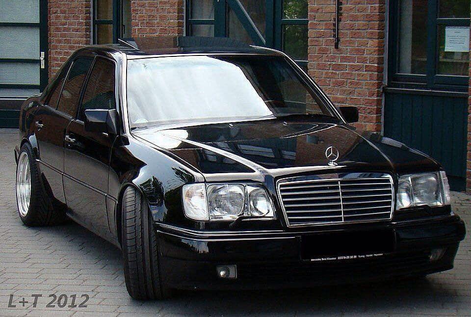 Mercedes Benz W124 Mercedes Wald Oldbenz W124cabrio