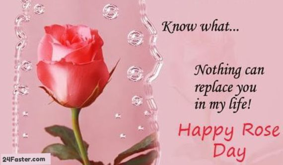Happy Rose Day Happy Valentines Day Wishes Day Wishes Valentines Day Wishes
