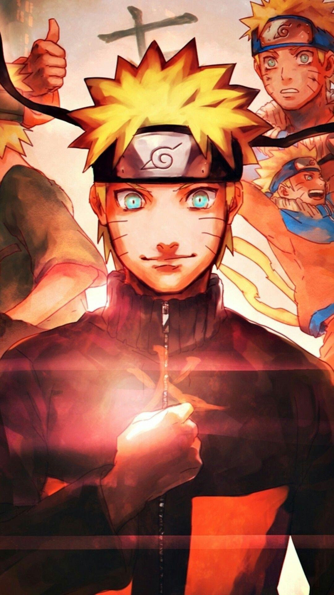Naruto Uzumaki art   Naruto Shippuuden   Naruto, Anime ...