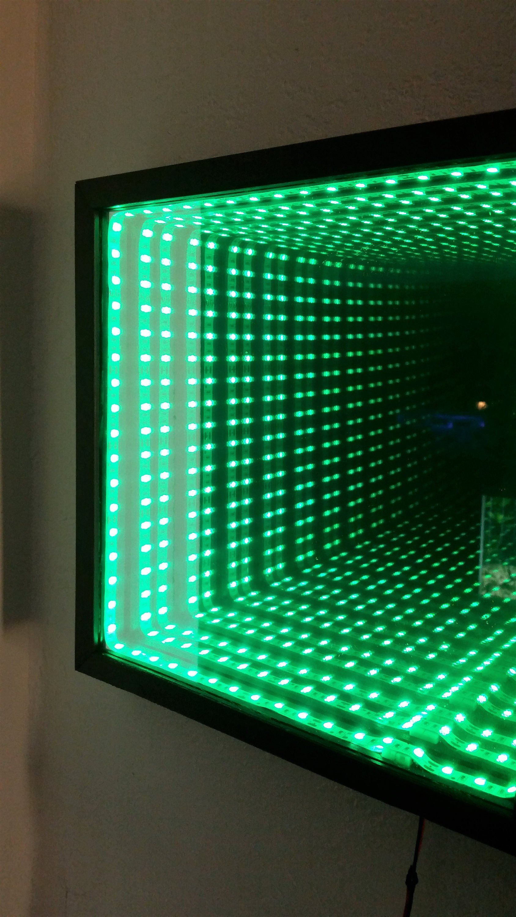 Pin by Infinite Reflections on Infinity Mirrors in 2019