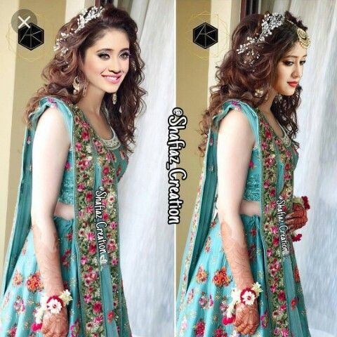 shivangi joshi and mohsin khanmisbah kasmani  dresses