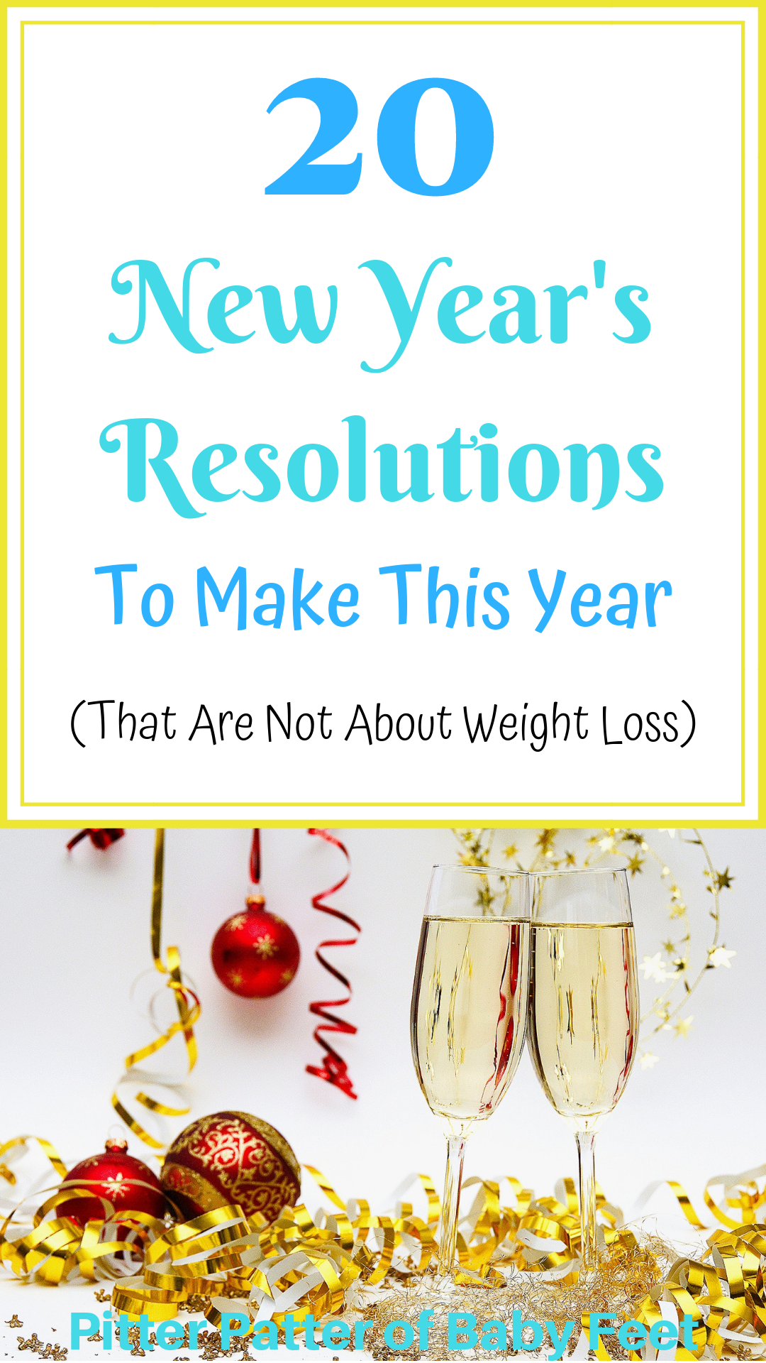20 New Year's Resolutions To Make This Year New years