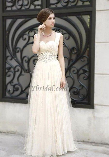 Graceful A-line Sweetheart Floor-length Tulle Beading Prom Dress SAL1652-TB - https://blog.oncewedding.com/2016/01/02/graceful-a-line-sweetheart-floor-length-tulle-beading-prom-dress-sal1652-tb/
